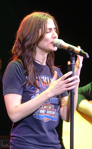 Natalie Imbruglia (Photo by law_keven)