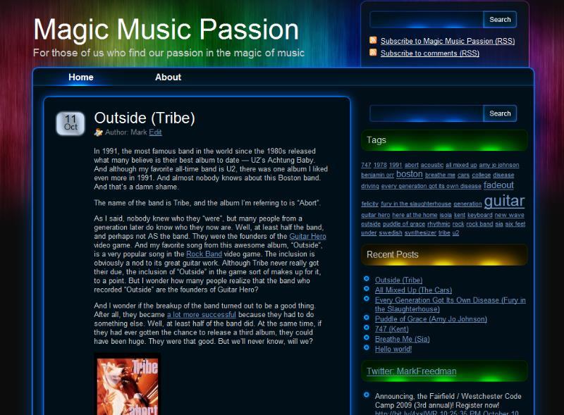 MagicMusicPassion.com