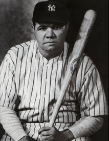 Using the Same Bat Babe Ruth Used Won't Make You Babe Ruth