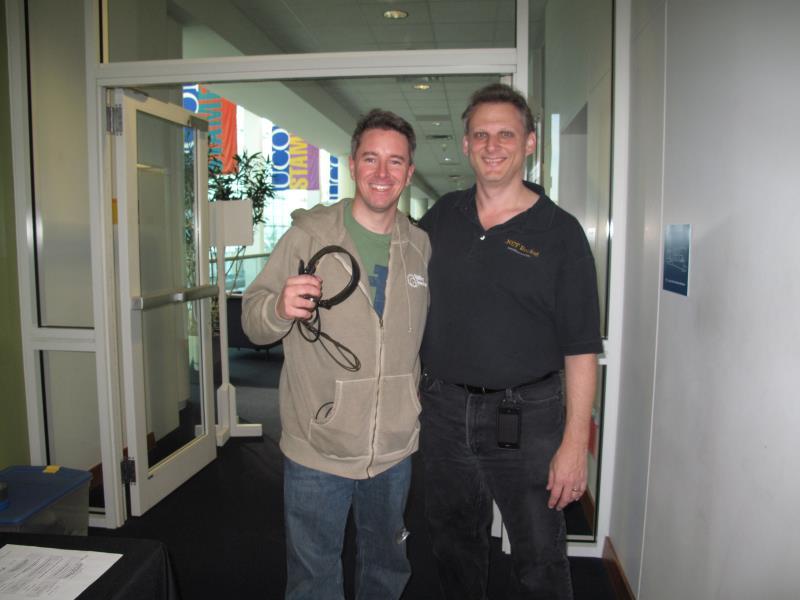 David Beaulieu and Mark Freedman